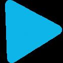 sjokke-blauwe-driehoek
